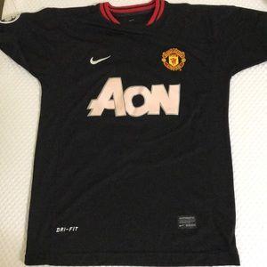 Man United Champions league Wayne Rooney Jersey